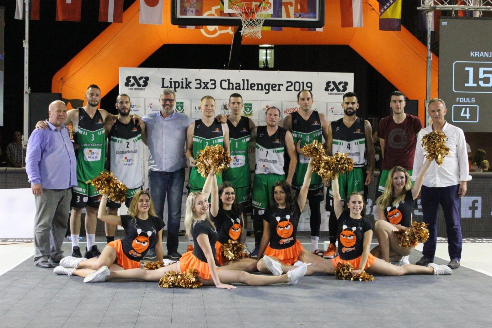 Ekipa Vrbas osvojila turnir u Lipiku