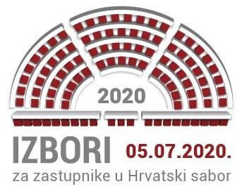 Izbori za zastupnike u Hrvatski sabor 2020. – Objava biračima