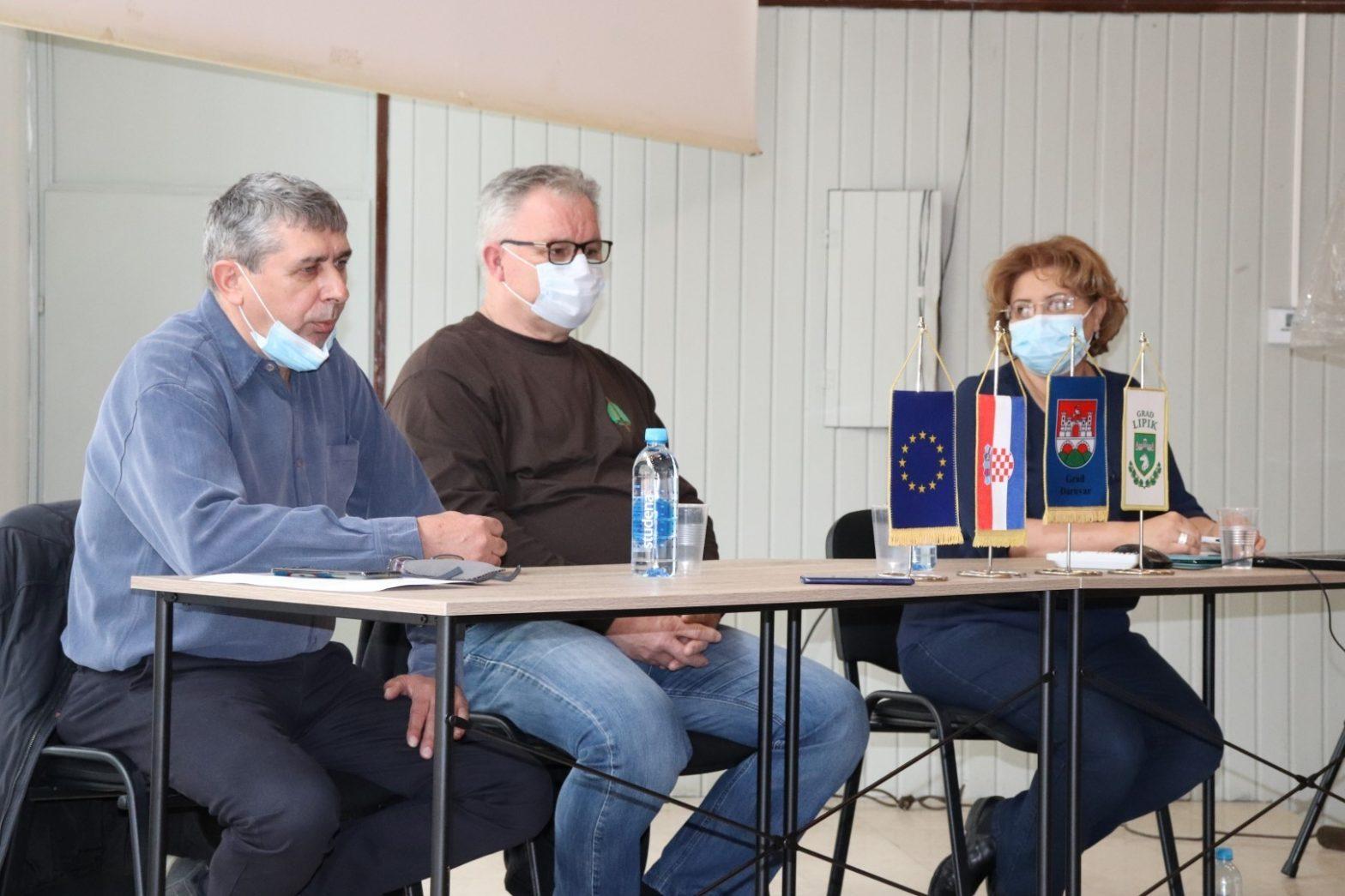 "Održana početna konferencija projekta ""Mirovina nije za mirovanje"""