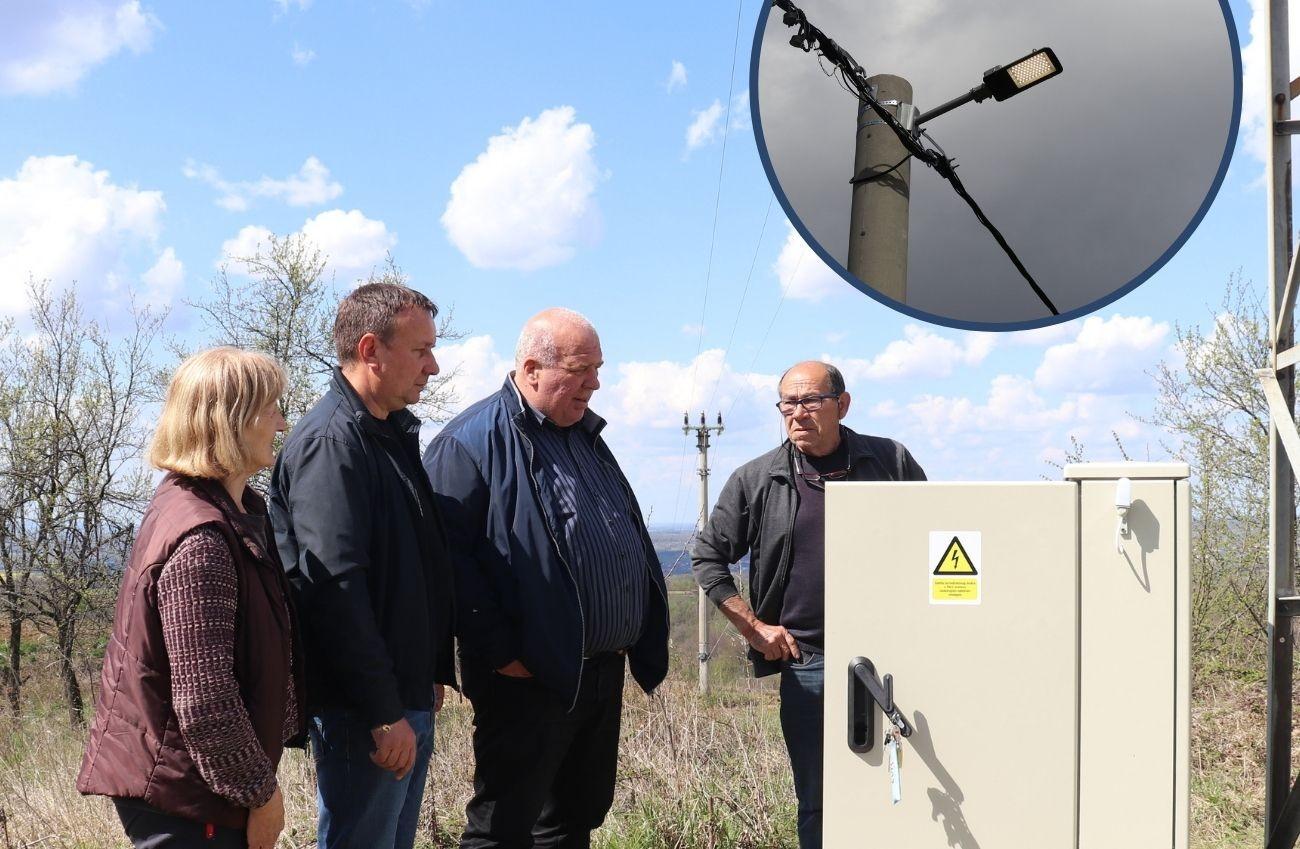 Gornji Čaglić i Subocka dobili javnu rasvjetu