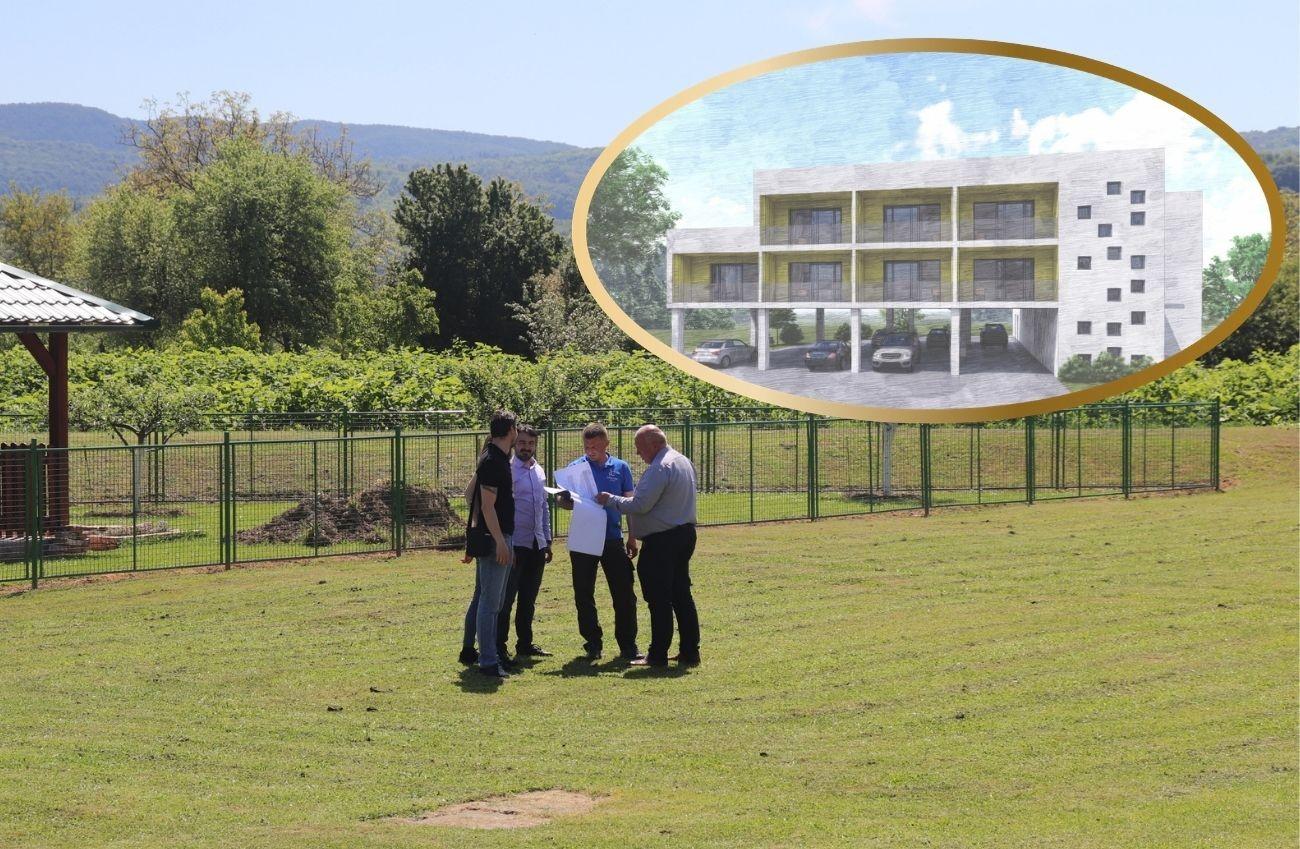 Grad Lipik u Topoliku izgrađuje dva nova vrijedna objekta