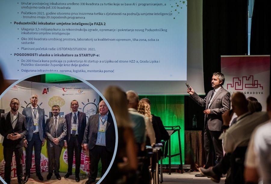 cITy upgrade konferencija – Lipik predstavljen kao središte umjetne inteligencije u Hrvatskoj