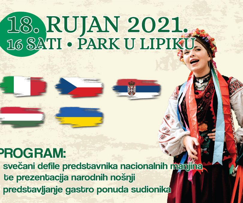 Dan kulture nacionalnih manjina u Lipiku
